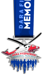 DF Run 2019 Medals